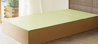 天然い草の畳ベッド